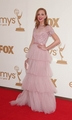 Jayma at the Emmy Awards 2011