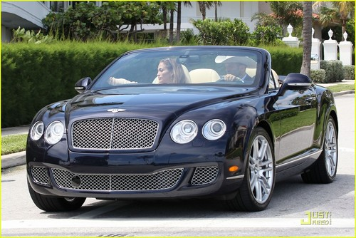 Jennifer Lopez & Jason Statham: Bentley Buddies