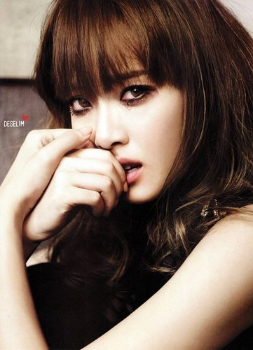 Jessica Ceci Magazine October 2011