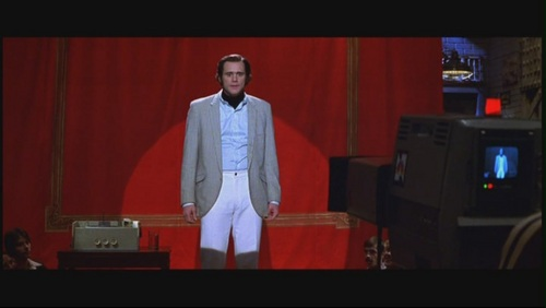 Jim Carrey images Jim Carrey as Andy Kaufman in 'Man On The Moon' HD wallpaper and background photos