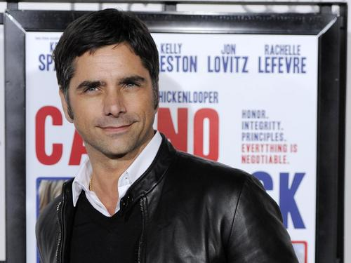 John Stamos fond d'écran probably with a sign called John Stamos