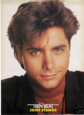 John Stamos fond d'écran containing a portrait titled John