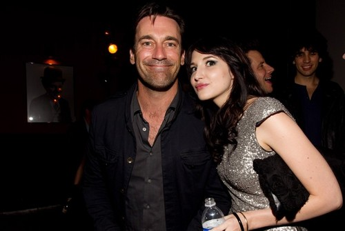 Jon Hamm - Screening For 'Born Villain'