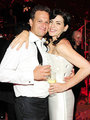 Josh Charles and Julianna Margulies