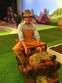 Josh on the set of Yo Gabba Gabba - josh-holloway photo