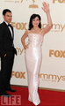 Julianna Margulies & Keith Lieberthal Emmys 2011