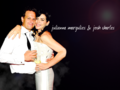 Julianna Margulies and Josh Charles 2011 Emmys