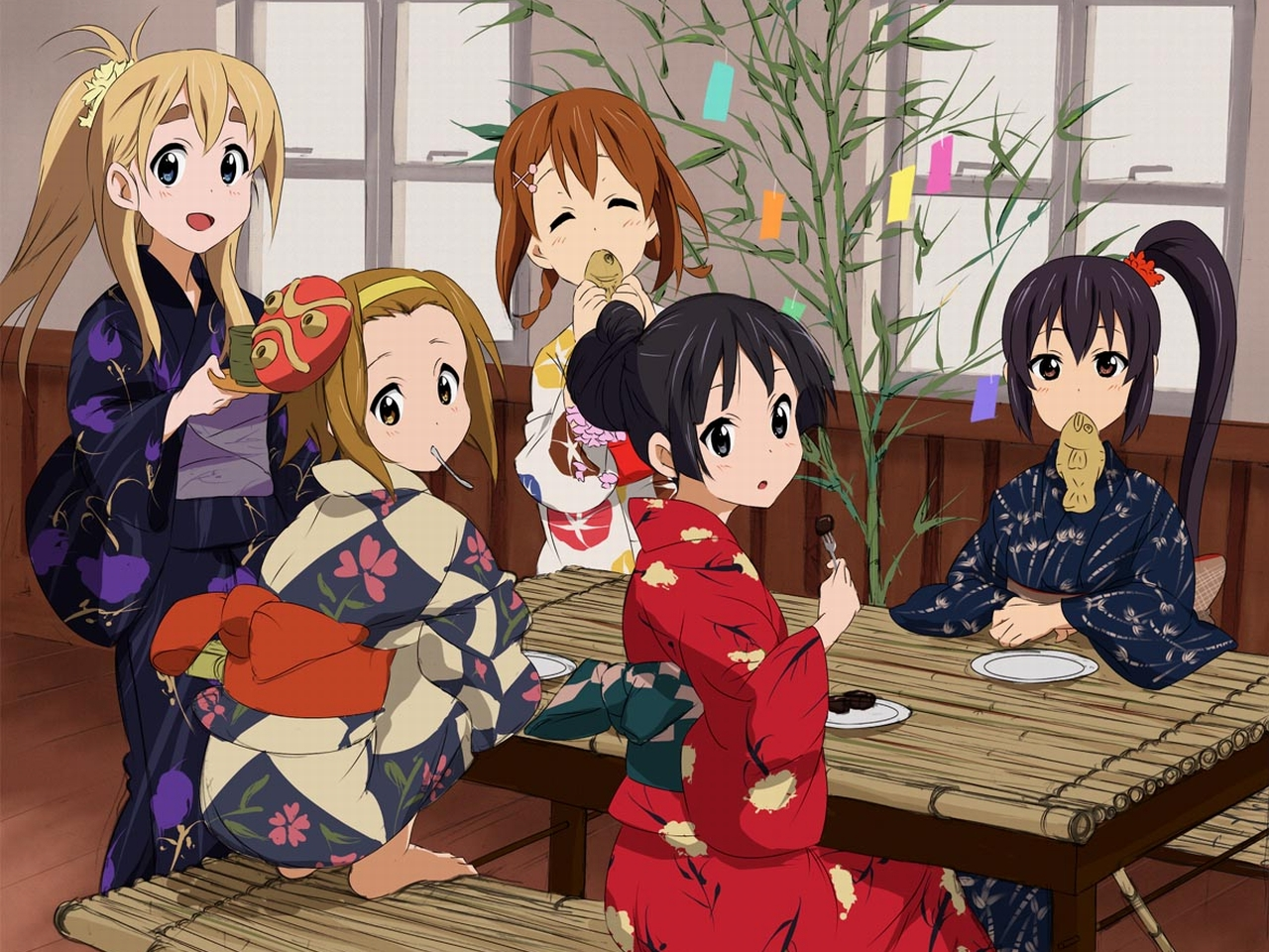 K-ON!! - K-ON! Wallpaper (2548...
