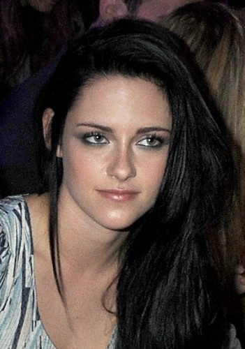 KStew at Mulberry Fashion Show