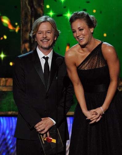 Kaley Cuoco @ 63rd Annual Primetime Emmy Awards - Show