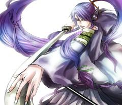 Kamui Gakupo samurai