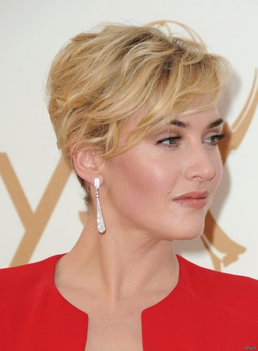 Kate Winslet at Emmy awards 2011