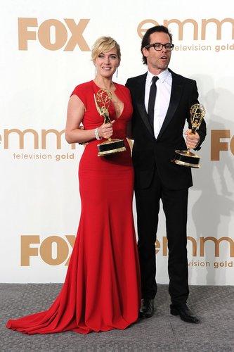 Kate Winslet at Emmy awards 2011