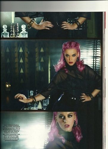 Katy Perry-In Style Magazine 2011