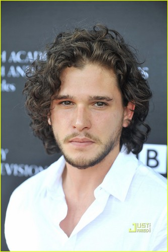 Kit Harington: BAFTA Tea Party! - hottest-actors Photo