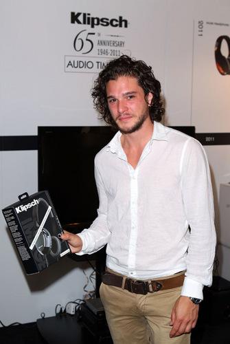 Kit Harington @ HBO Luxury Lounge