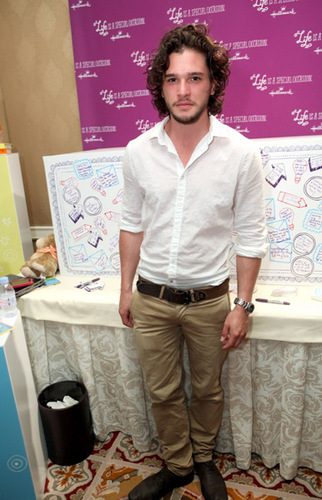 Kit Harington @ HBO Luxury Lounge