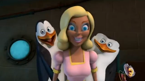 Kowalski, Perky and skipper! xD