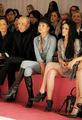 Kristen Stewart at Mulberry Fashion Show - twilight-series photo