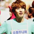 Kyu in Athletic Idols