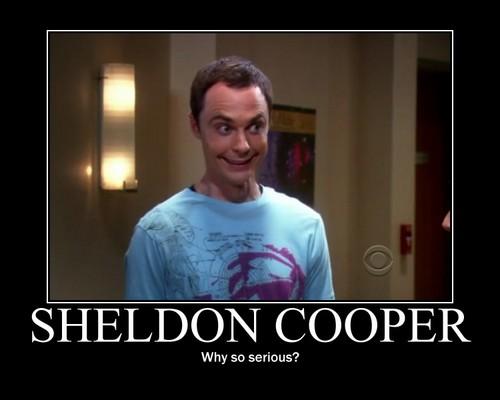 LOL Sheldon! XD