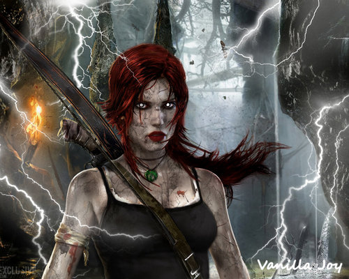 Lara's Doppleganger