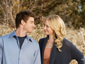 Laura & Bryan Greenberg in October Road [HQ]