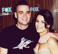 Lea and Mark