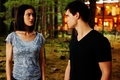 Leah & Jacob From Breaking Dawn movie - jacob-black-and-leah-clearwater photo