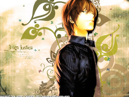 "Light Yagami from ""Death Note"""