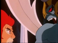 Lion-O vs Mumm-Ra - thundercats photo