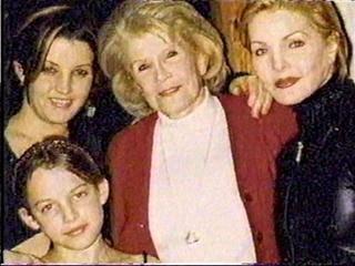 Lisa,Ann,Priscilla & Riley
