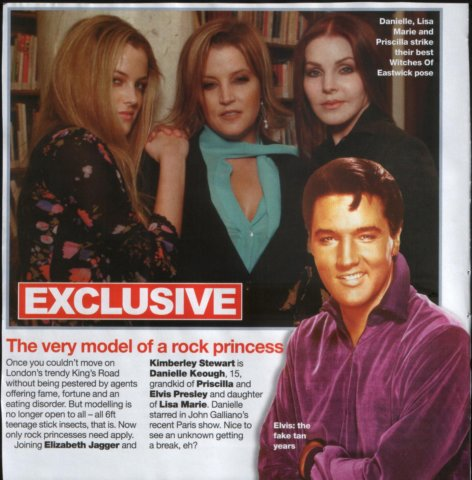 Lisa's magazines