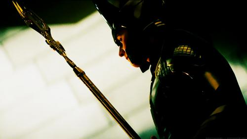 Loki (Thor 2011) wallpaper possibly containing a japanese apricot titled Loki Wallpaper