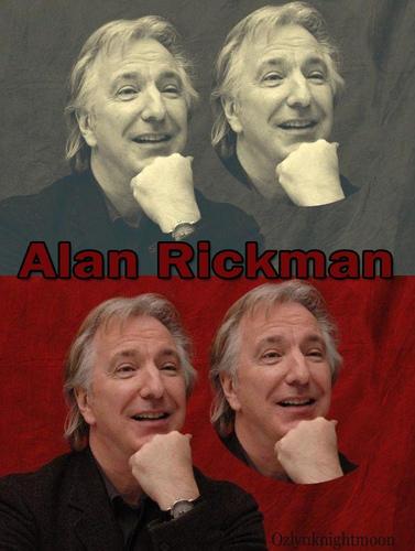 Lots of Rickman