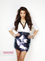 Lucky Magazine October 2011 Photoshoot - kim-kardashian photo