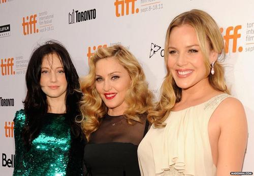 Madonna @ 2011 Toronto International Film Festival