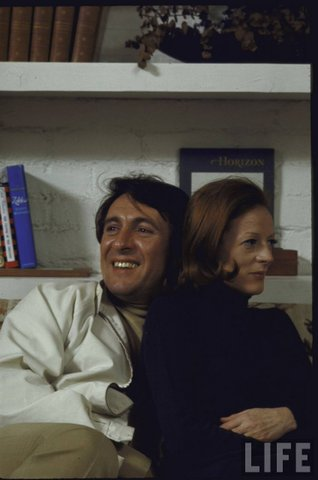 Maggie with Robert Stephens - maggie-smith Photo
