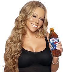 Mariah - Pepsi girl