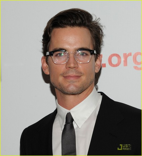 Matt Bomer: '8' After Party with Cheyenne Jackson!