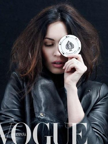 Megan fox, mbweha Photoshoot for Vogue Spain (October 2011)