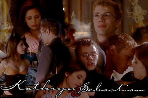 My favourite couple: Sebastian & Kathryn