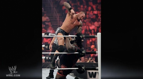 NOC Randy Orton vs Marck