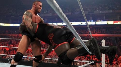 NOC Randy Orton vs Marck