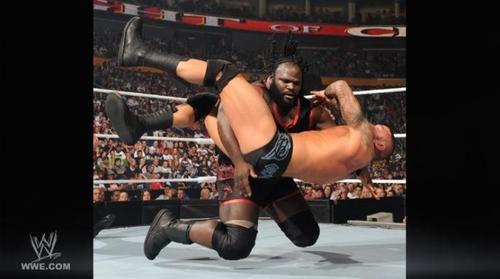 NOC Randy orton vs mark