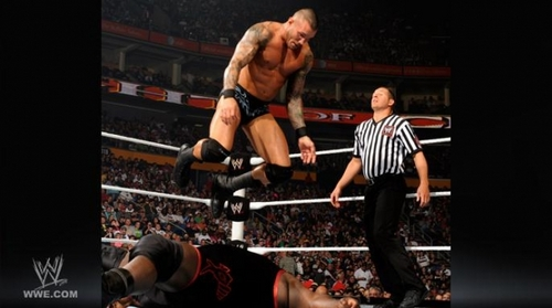 NOC Randy orton vs mark