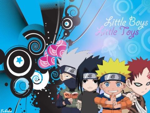 Naruto Chibis Images Naruto Chibi Wallpaper And Background Photos