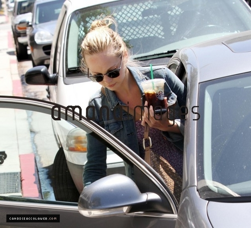 New/Old Candid update: Candice in Beverly Hills!