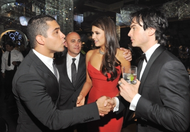 Nian at Emmy's party!