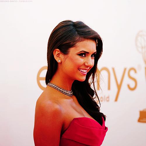 Nina Dobrev Emmys 2011